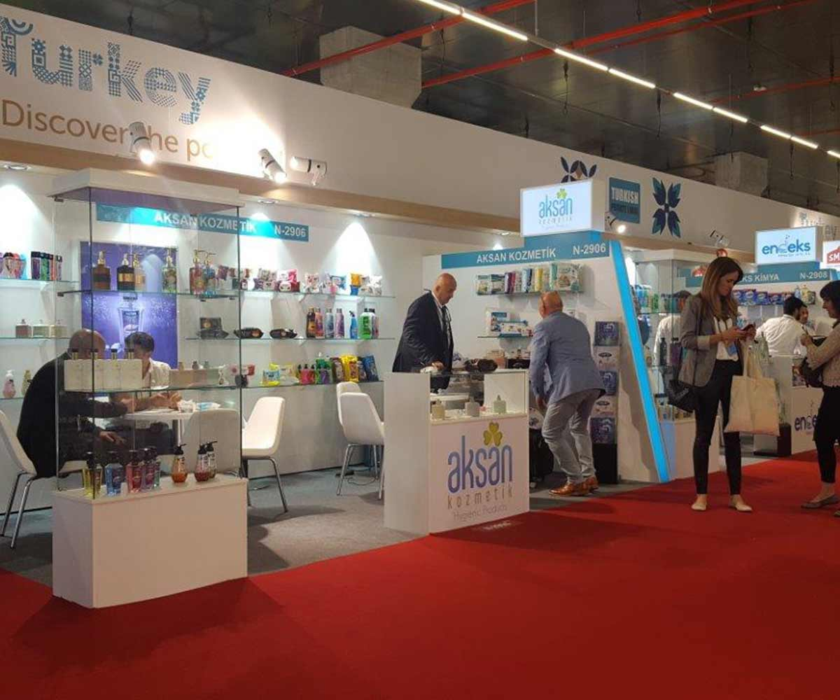 Turkey Stand IN Holland